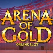 Arena of Gold slot logo