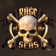 Spilleautomat Rage of the Seas logo