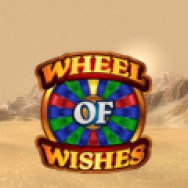 Spilleautomaten Wheel of Wishes logo