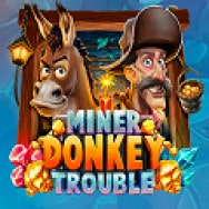 Spilleautomaten Miner Donkey Trouble