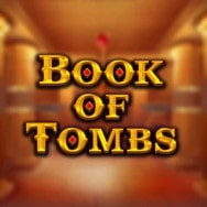 Spilleautomaten Book of Tombs logo
