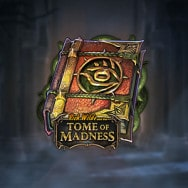 Tome of Madness Spilleautomat logo