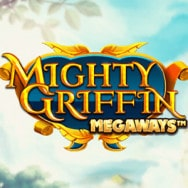 Mighty Griffin Megaways Spilleautomat logo
