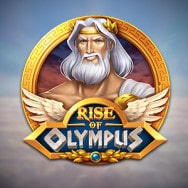 Rise of Olympus Spilleautomat logo