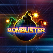 Bombusters Spilleautomat logo