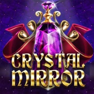 Crystal Mirror Spilleautomat logo